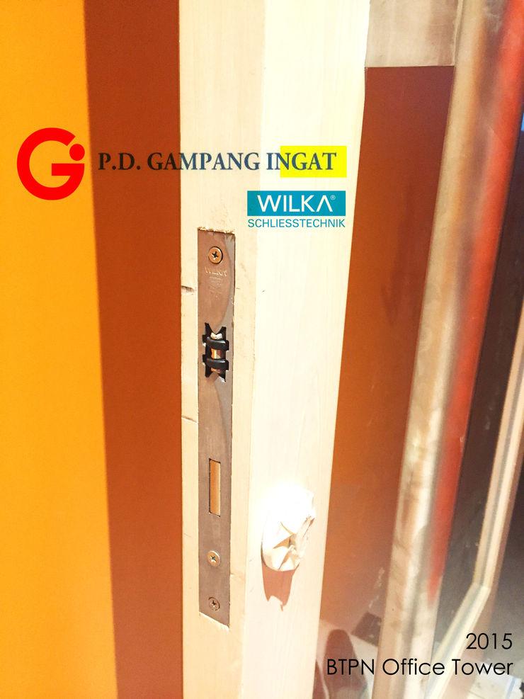 Gampang Ingat Pencere & KapılarKapı Kolları & Aksesuarları