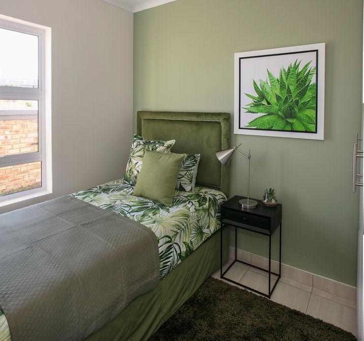 Bedroom Spegash Interiors 臥室