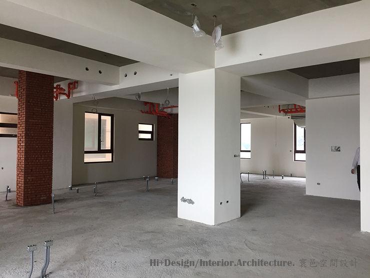 原始毛胚空間 Hi+Design/Interior.Architecture. 寰邑空間設計