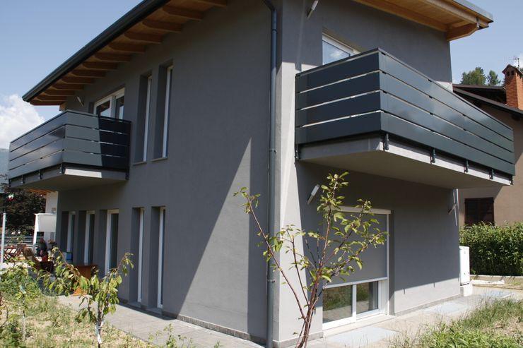 BENDOTTI ZAMBONI Tecnici Associati Moderne Häuser