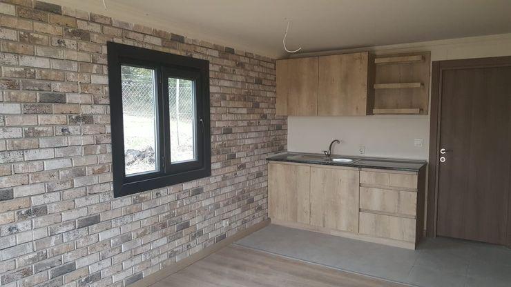 MOVİ evleri Small kitchens