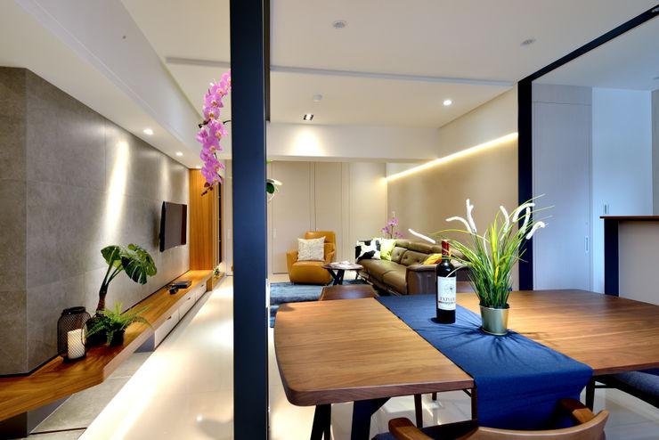 星葉室內裝修有限公司 Modern dining room