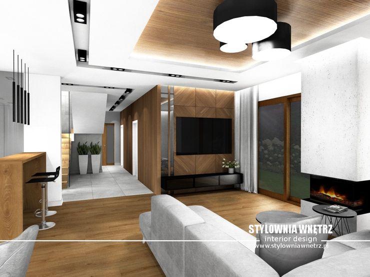 Stylownia Wnętrz Modern living room
