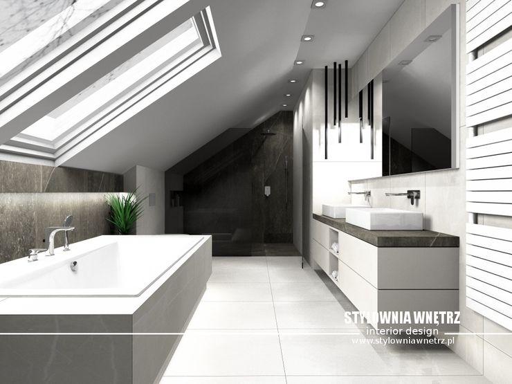 Stylownia Wnętrz Modern bathroom