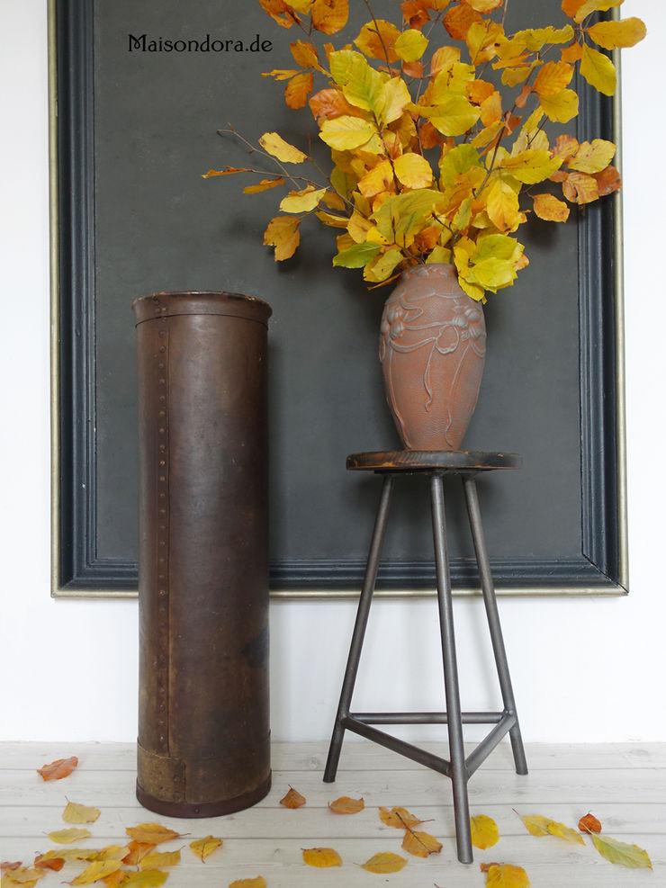 Maisondora Vintage Living KitchenTables & chairs Metal Metallic/Silver