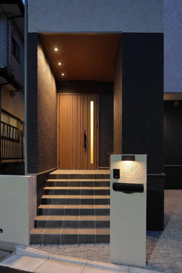 PROSPERDESIGN ARCHITECT /プロスパーデザイン Modern houses