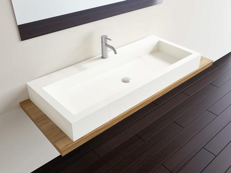 Badeloft - Badewannen und Waschbecken aus Mineralguss und Marmor Ванна кімната