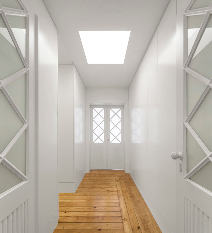 Padimat Design+Technic 走廊 & 玄關 White