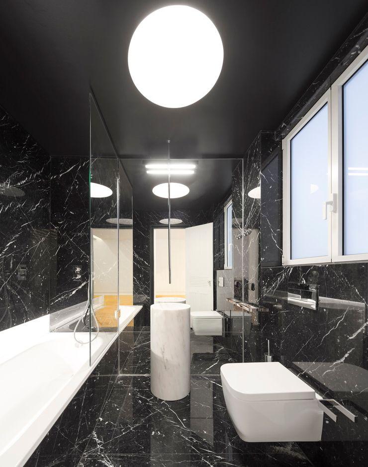 Padimat Design+Technic 浴室 大理石 Black