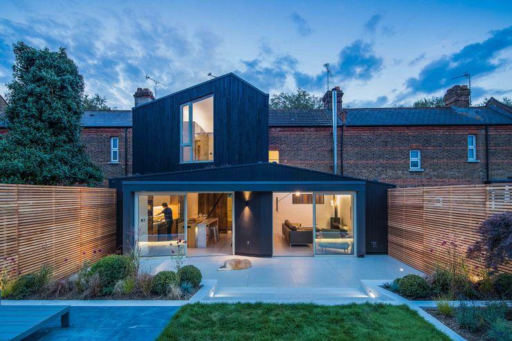 Black Ridge House Neil Dusheiko Architects Modern Evler