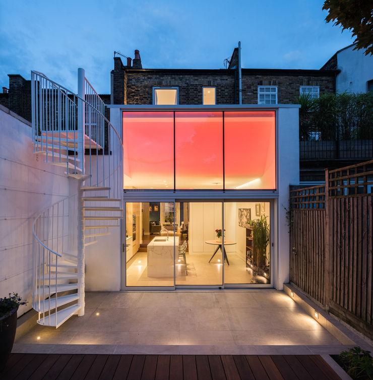 De Beauvoir House Neil Dusheiko Architects Modern Evler