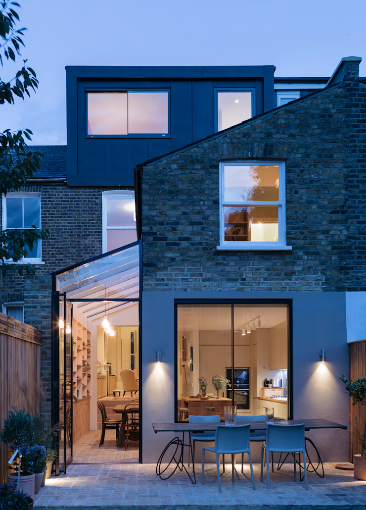 Gallery House Neil Dusheiko Architects Modern Evler