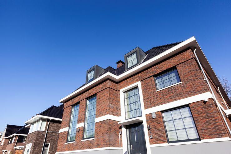 Vrijstaande villa Dineke Dijk Architecten Moderne huizen