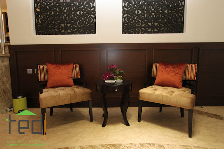 PD. Teguh Desain Indonesia Corridor, hallway & stairs Accessories & decoration