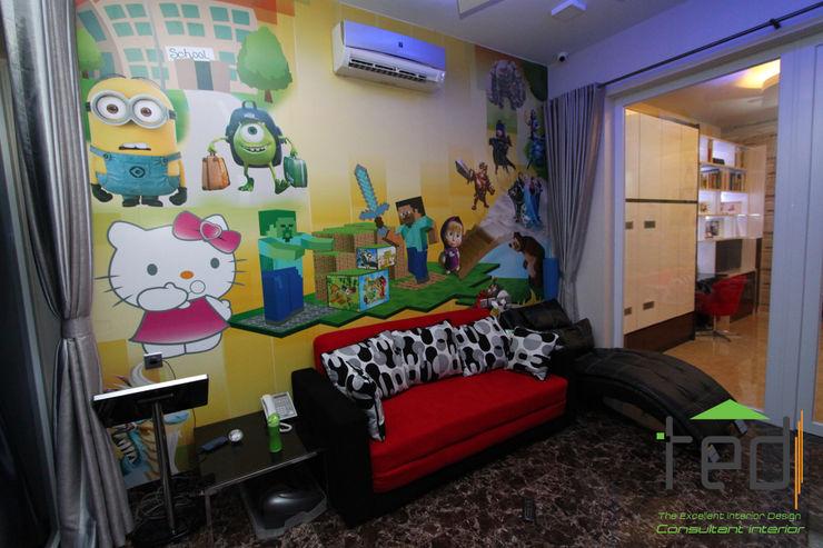PD. Teguh Desain Indonesia BedroomAccessories & decoration