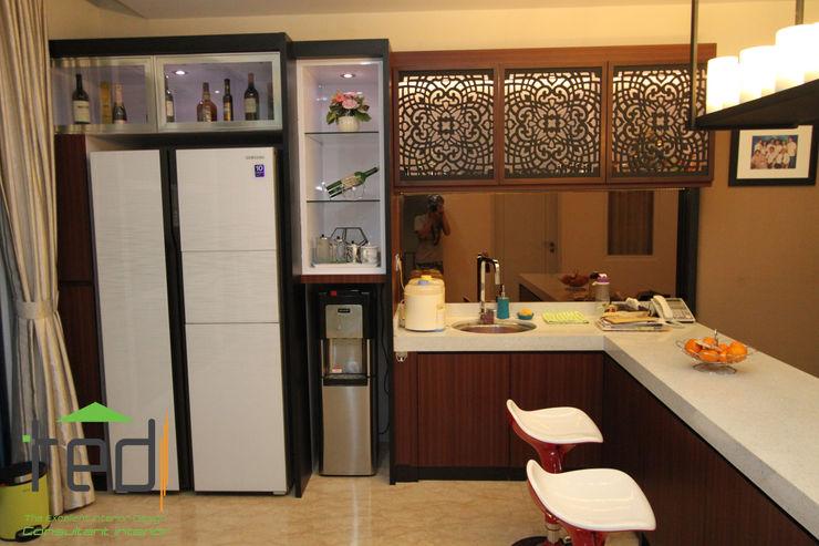 PD. Teguh Desain Indonesia KitchenCabinets & shelves