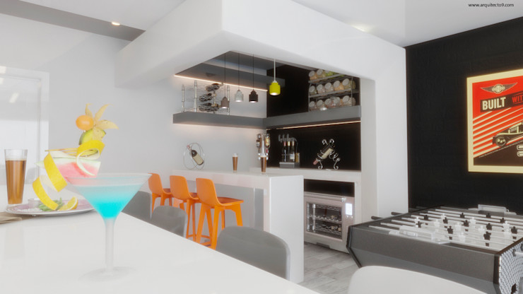 arquitecto9.com Modern living room