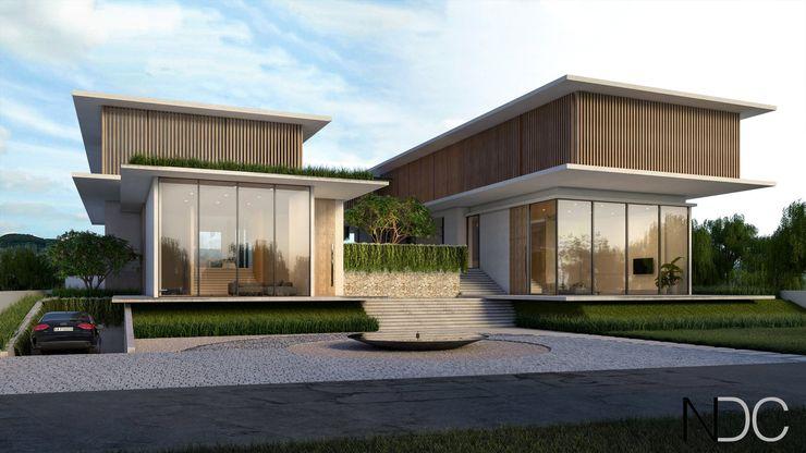 NDC DESIGN Moderne huizen