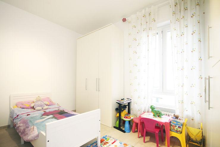 CASA B&L Andrea Orioli Camera da letto piccola Bianco