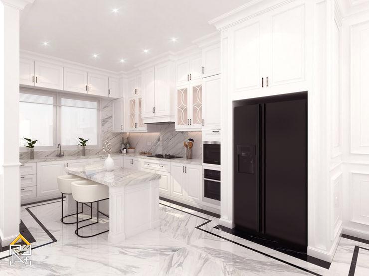 Kitchen Area JRY Atelier