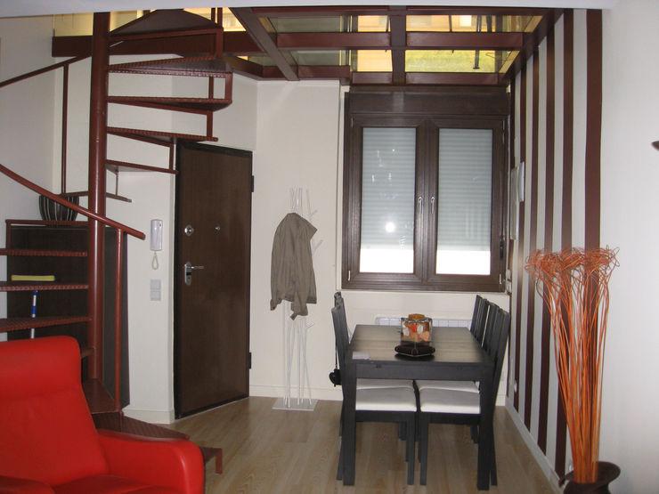 Comedor Almudena Madrid Interiorismo, diseño y decoración de interiores Comedores de estilo industrial