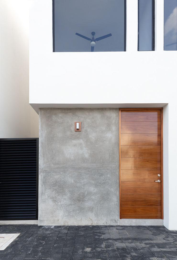 Daniel Cota Arquitectura | Despacho de arquitectos | Cancún Small houses Concrete Grey