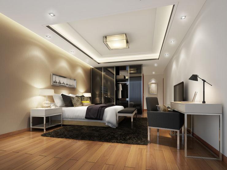 Luxury Solutions Kamar Tidur Modern Beige