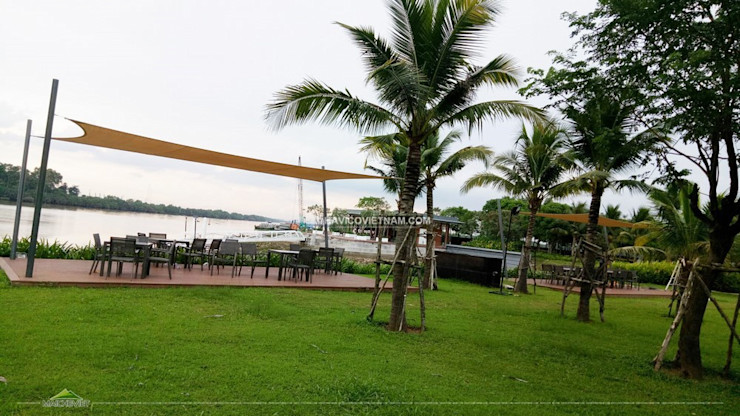 Công ty TNHH Havico Việt Nam 庭院
