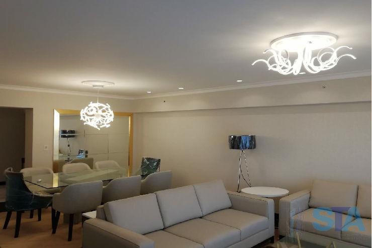 Soluciones Técnicas y de Arquitectura Living roomSofas & armchairs Beige