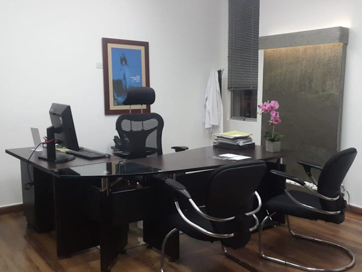 AWA FUENTES Office spaces & stores
