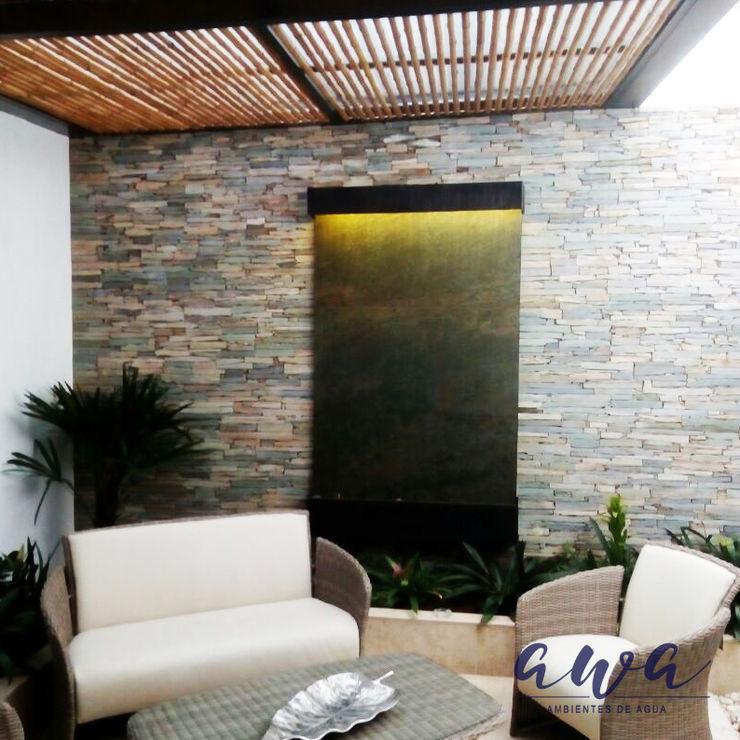 AWA FUENTES Balconies, verandas & terraces Furniture