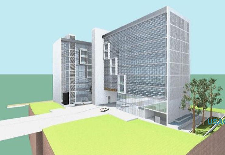 Screenproject Consulting Engineers Lda Office buildings