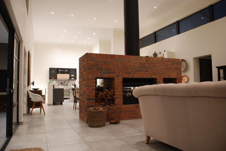 House Eppel John McKenzie Architecture Modern living room