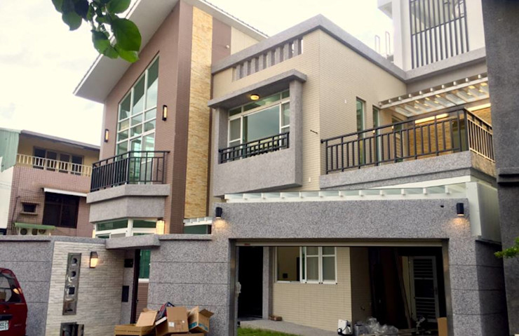 麥斯迪設計 Villas Tiles Multicolored