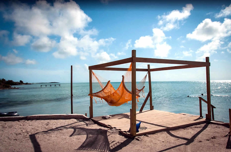 Ambergris Caye LX Belize Real Estate Wooden houses