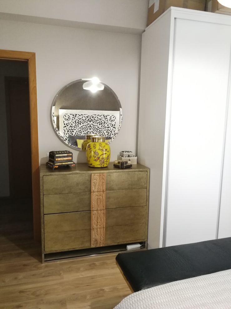 Atelier Ana Leonor Rocha СпальняТуалетні столики