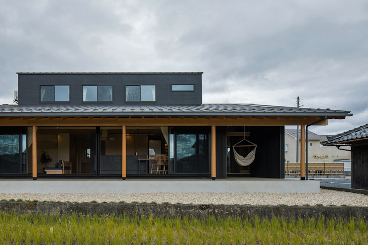 ALTS DESIGN OFFICE Asian style houses