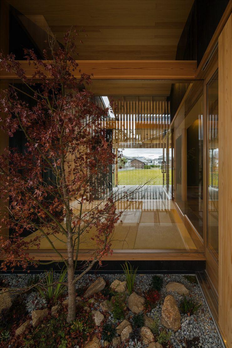 ALTS DESIGN OFFICE Asian style garden