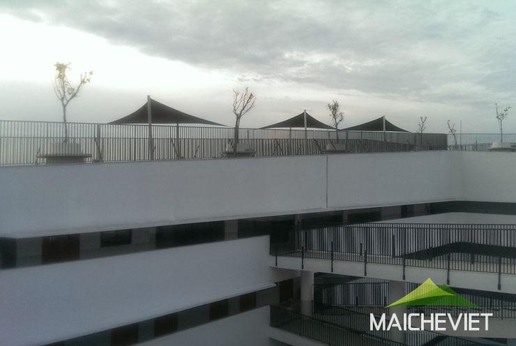 Công ty TNHH Havico Việt Nam minimalist style balcony, porch & terrace