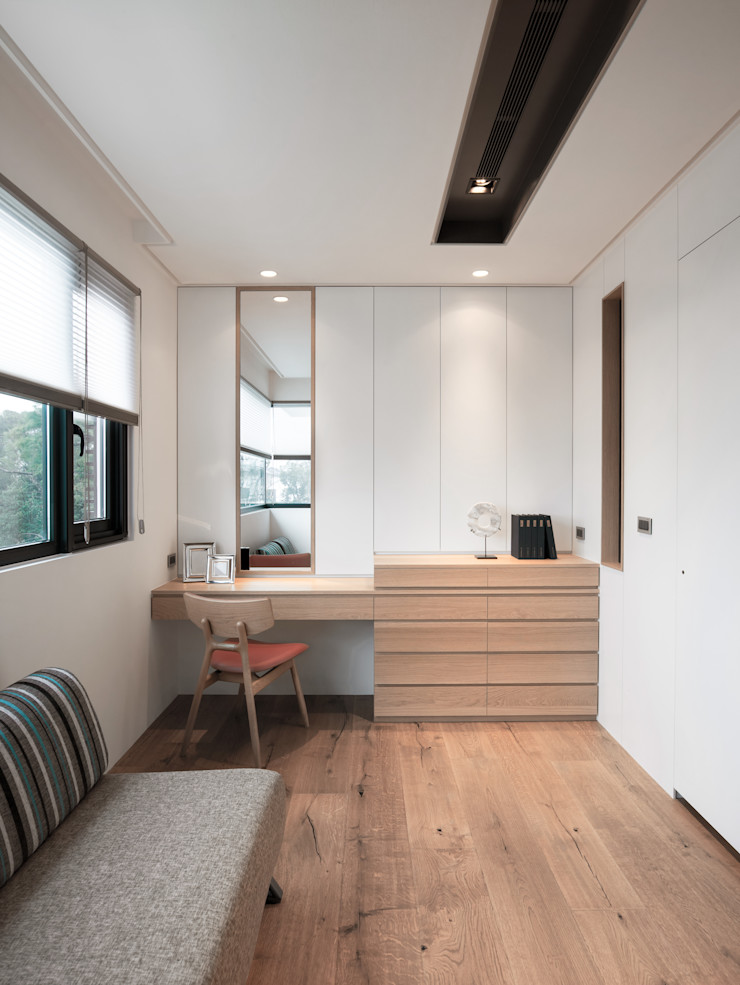 形構設計 Morpho-Design Dormitorios modernos