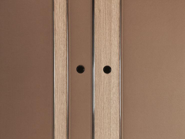 形構設計 Morpho-Design Paredes y pisos de estilo moderno