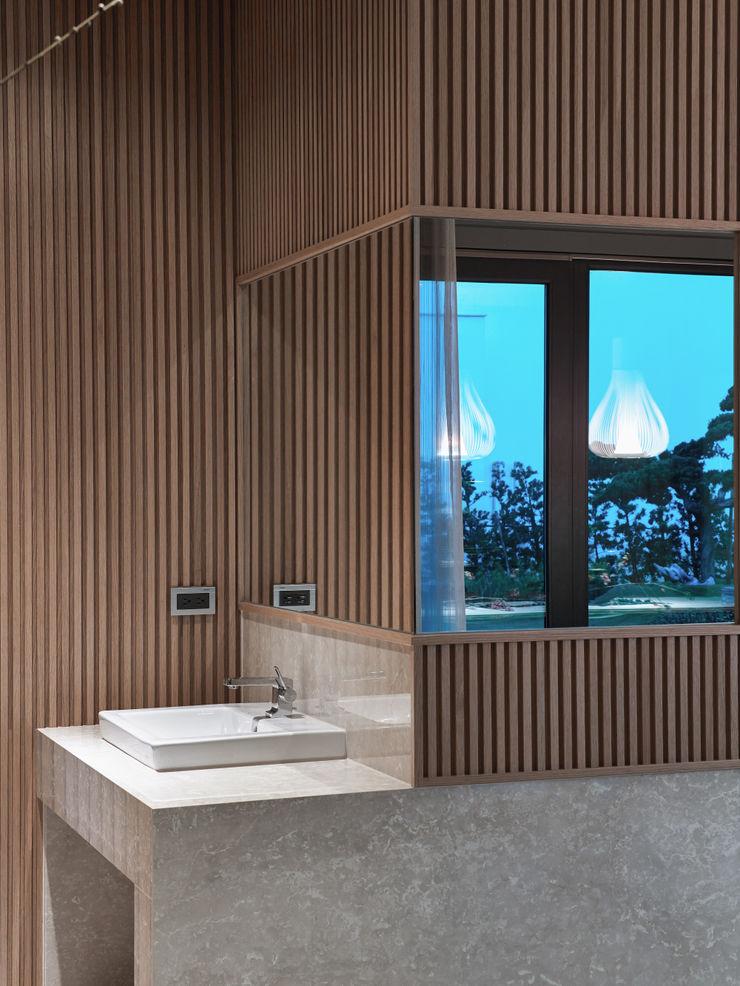 形構設計 Morpho-Design Baños modernos