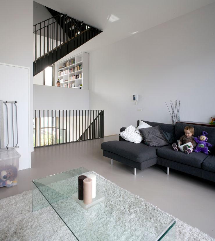 TEKTON architekten Modern living room