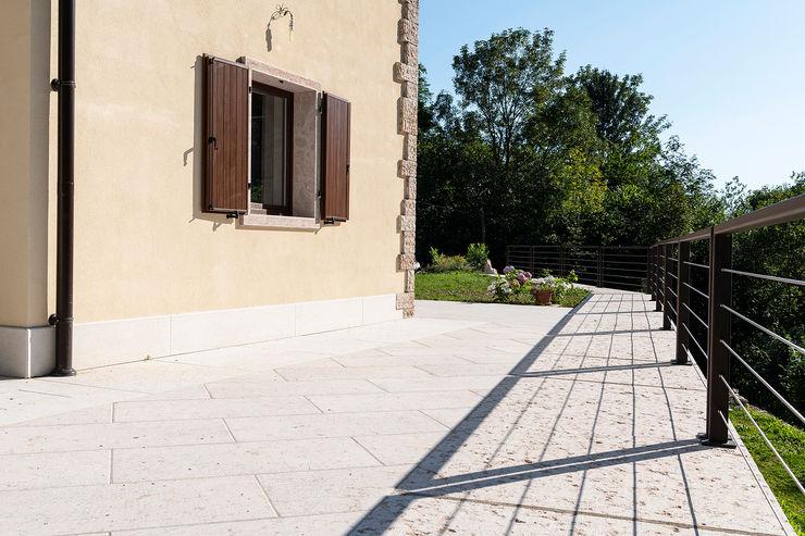 Quintarelli Pietre e Marmi Srl Floors Stone Pink