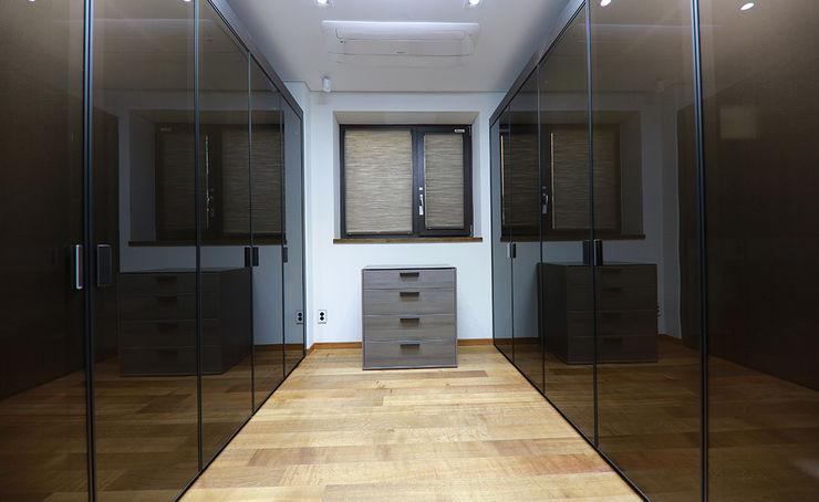 더존하우징 Modern dressing room