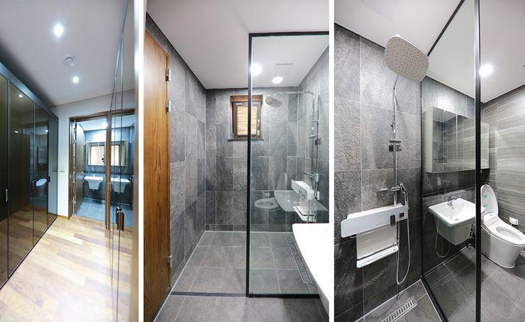 더존하우징 Modern bathroom