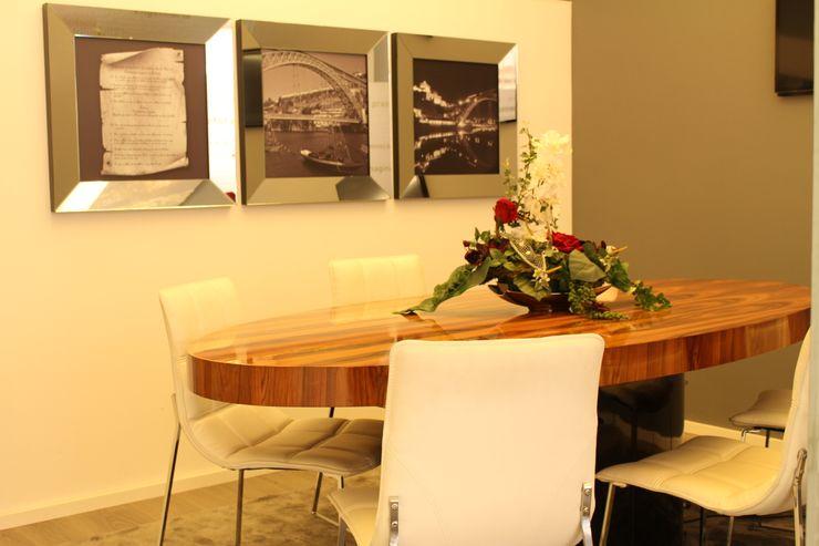 Sala de Reuniões PROJETARQ GabineteAcessórios e decoração