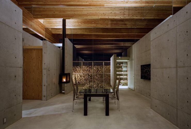 藤原・室 建築設計事務所 Living room