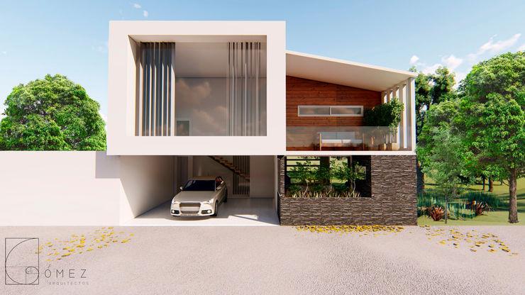 GóMEZ arquitectos Заміський будинок