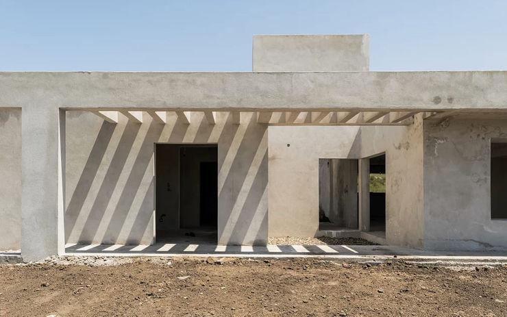 1.61arquitectos Minimalistische Häuser